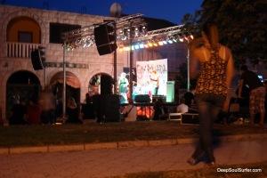 Summer Concert @ Opuzen, Neretva, Croatia