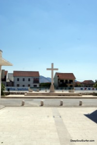Kraj Križa, The Place Of The Cross
