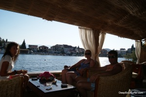 Azzuro Bar, Blace, Croatia