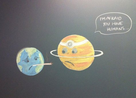 I'm Afraid You've Got Humans