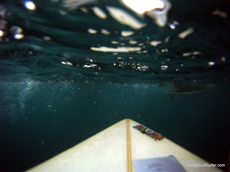 Underwater Surf World Of Lake Bled