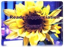 Readers Appreciation Award