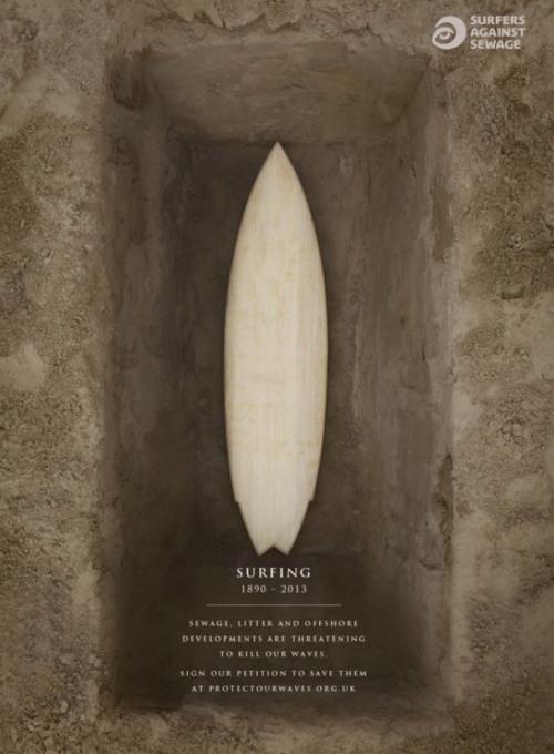 R.I.P. Surfing
