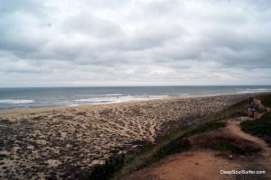 Praia Norte, Nazare, Portugal