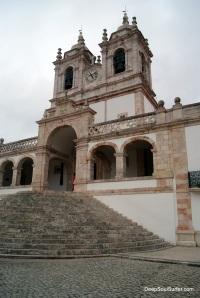 Monastery Of Nazare, Portugal