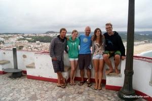 Explorers Of Nazare, Portugal
