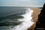 Praia Norte, Lighthouse view