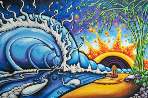 Surf Art - Universal Wave Power