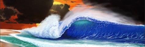 Surf Art: Shortbreak