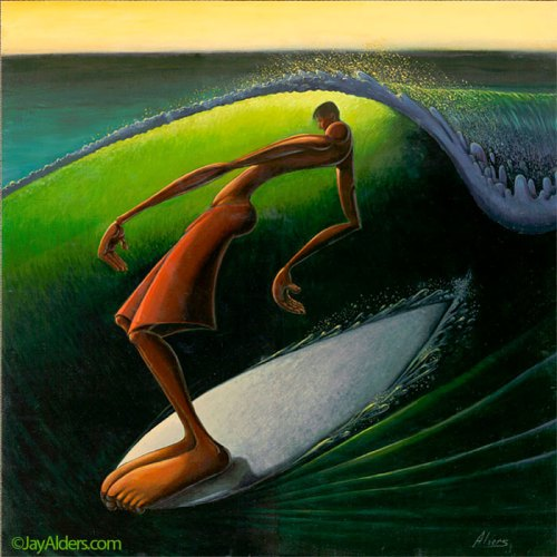 Surf Art - Jay Alders