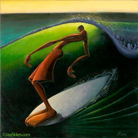 Surf Art - Jay Alders