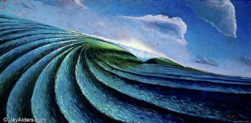Surf Art - Out Of The Blue