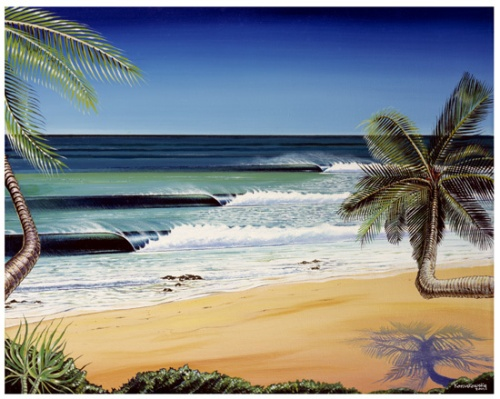 Surf Art - Wade Koniakowsky