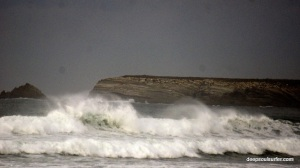 Massive Waves @ Baleal Beach, Peniche, Portugal