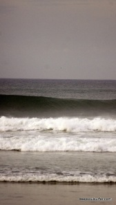 Baleal Beach With 3 meter waves