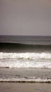 Baleal Beach With 3 meter waves