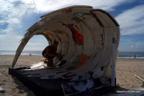 Supertubos - Surf Tube