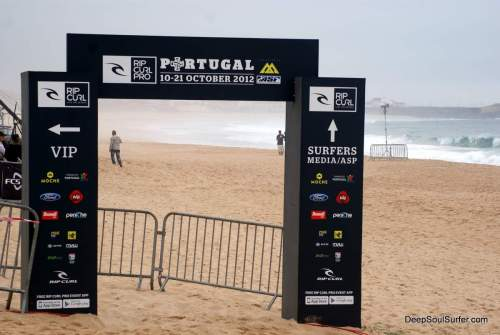Welcome To Rip Curl Pro Portugal 2012