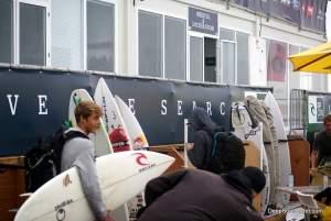 Young Pro Surfers, Peniche Portugal