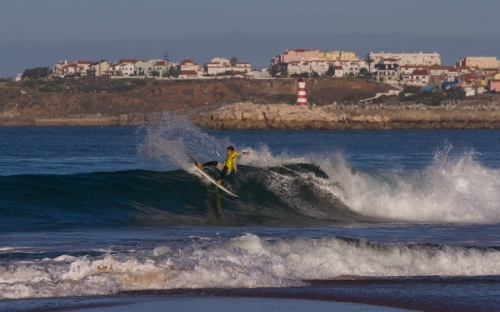 Aleajo Moniz,, Rip Curl Pro Portugal 2012
