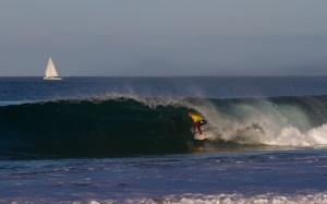 Breett Simpson, Rip Curl Pro Portugal 2012