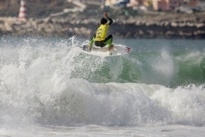 Gabreil Medina - Rip Curl Pro Portugal 2012