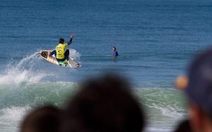 Gabriel Medina Air - Rip Curl Pro Portugal 2012