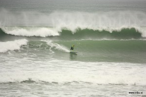 Big Offshore Waves - Baleal Beach Portugal