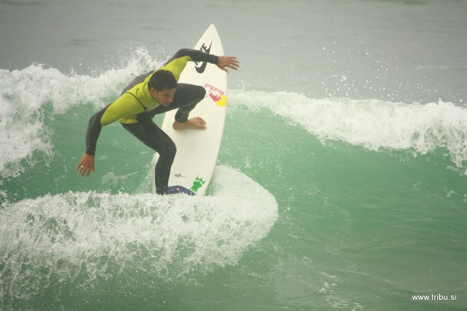Pro Surfing Action @ Peniche, Portugal