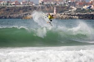 Julian Willson - Rip Curl Pro Portugal 2012