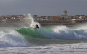 KaiOtten - LineUp - Rip Curl Pro Portugal 2012, Supertubos