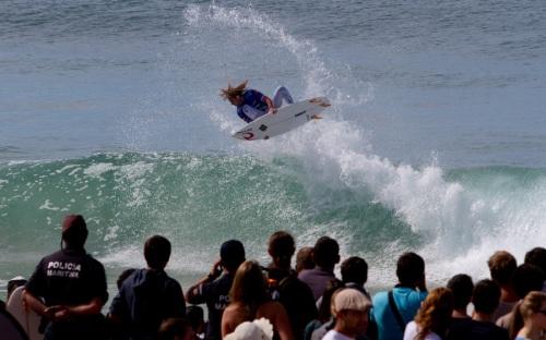Matt Wilkinson, Rip Curl Pro Portugal 2012