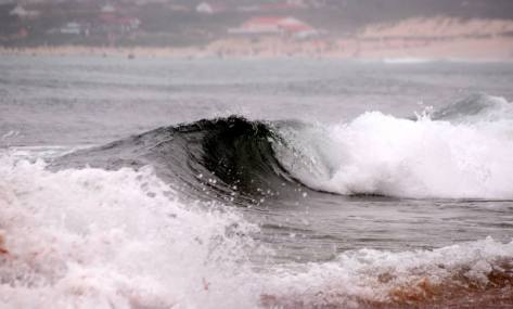 Doodle photography - Wave