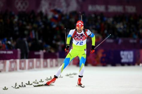 Jakov Fak - 4th place Soči 2014