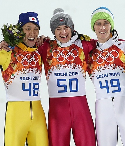 Peter Prevc Bronze - Sochi 2014