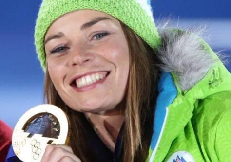 Tina Maze - Gold Sochi 2014