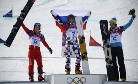 Žan Košir- Bronze Sochi 2014