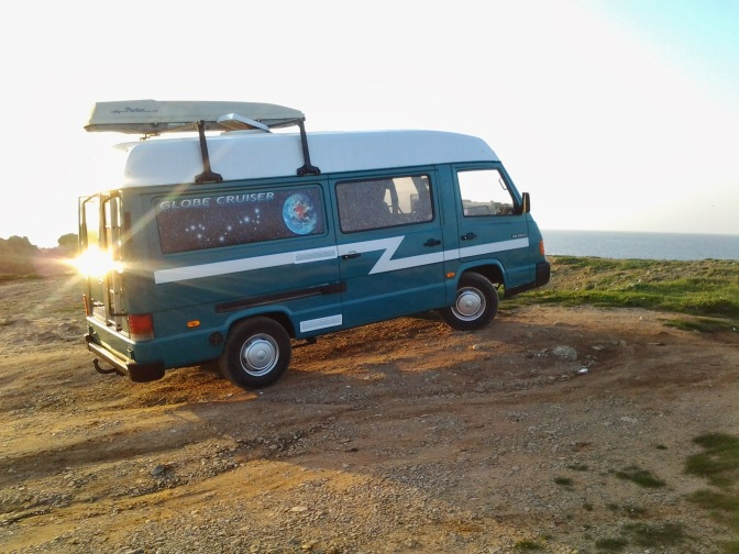 Born In Slovenia, Made In Portugal – History Of The Globe Cruiser Surf Van